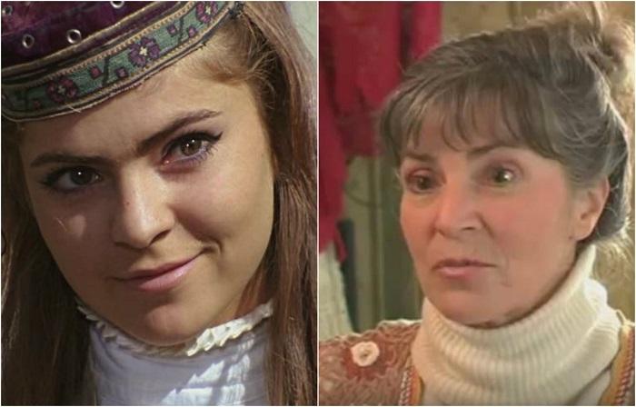 Роль Гюльчатай в кинофильме «Белое солнце пустыни» стала ее звездным часом, первой и последней работой в кино.