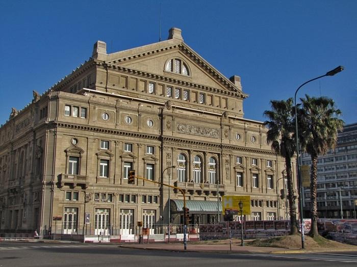 Один из самых известных театров во всем мире.