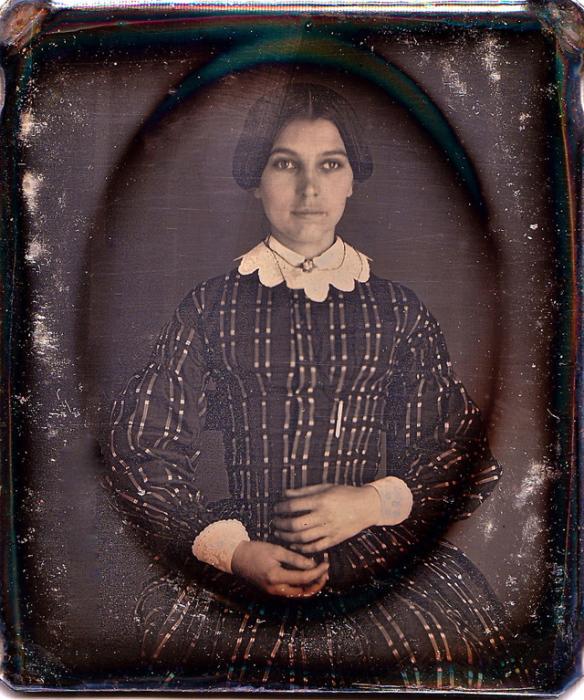 Дагерротип 1850 года.