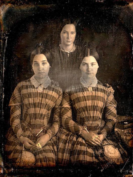 Марта, Дейли, Элизабет.