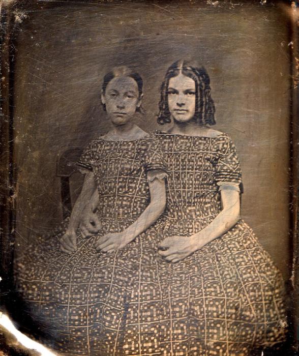 Снимок 1850 года.