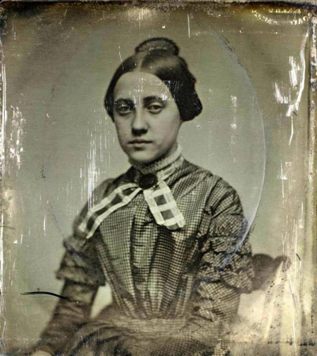 Фотография сделана около 1852 года.