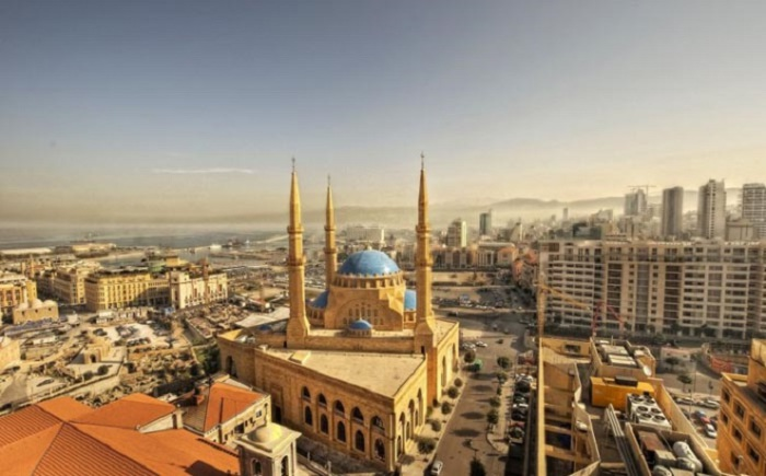 Бейрут был основан в 3 000 г д.н.э. и стал главным городом Ливана.