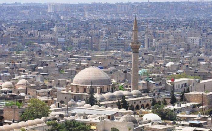 Алеппо был основан в 4300 г д.н.э.