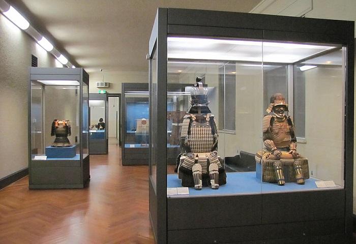 Самый старый и самый крупный музей Японии.