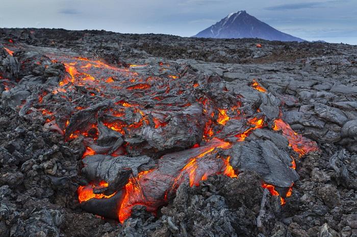 Вулкан является единственной зоной на Камчатке, сохраняющей активность в последние столетия.