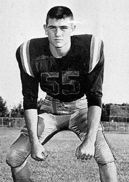 Старшекурсник Томми, 1965 год.