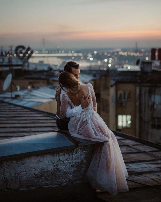 Все страхи растают в объятиях любимого.
