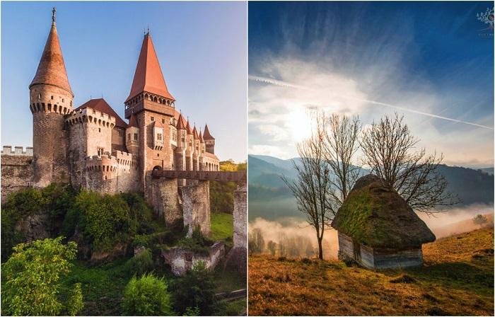 Легендарная и таинственная Трансильвания.