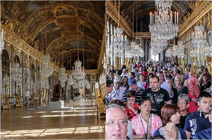 Одна из самых привлекательных достопримечательностей Европы, собирающая тысячи туристов.