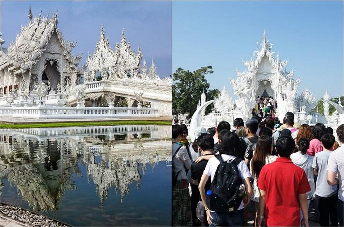 Достопримечательность глобального масштаба, все туристы путешествующие с целью отдыха обязательно стекаются сюда.