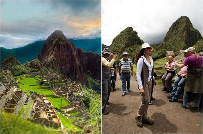 Легендарный город, который укрыт в сердце Анд, принимает огромное количество туристов с утра до вечера.