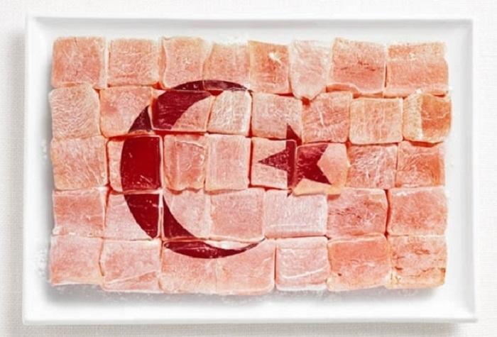 Турецкие сладости.