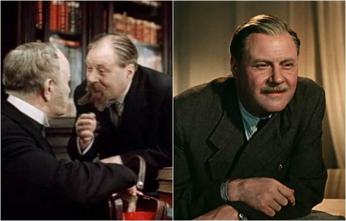 Советский и российский актёр, режиссёр театра и кино запомнился зрителям по роли адвоката Лавьера.