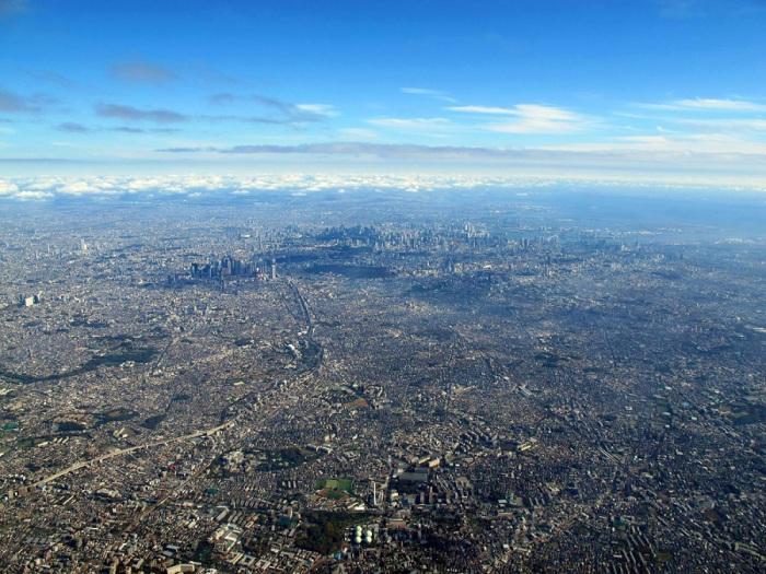 Столица Японии, финансовый, культурный, промышленный и политический центр.