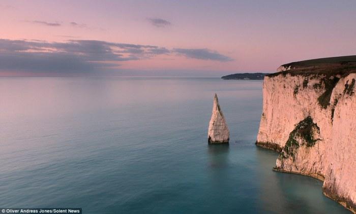 Одно из самых прекрасных и любимых мест на Земле юного фотографа.