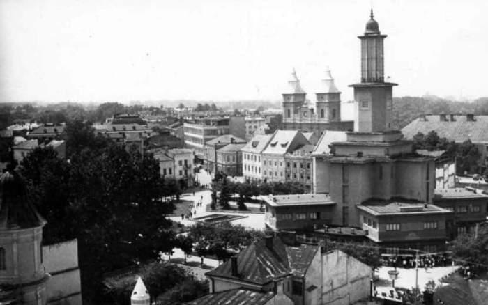 Панорама, 1965 год.