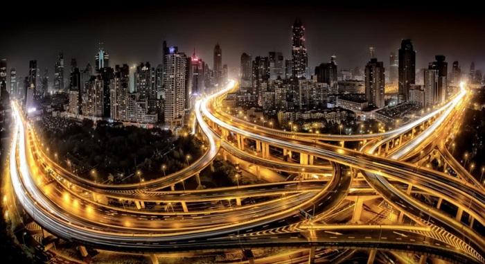 Ночная жизнь в Шанхае – самая бурная и яркая во всем Китае.