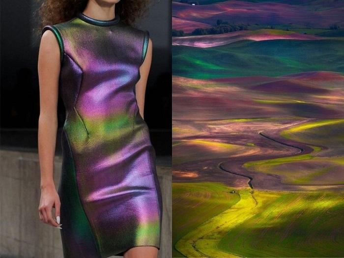 Платье, которым можно любоваться бесконечно.
