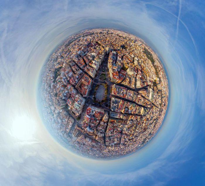 Самый красивый город Испании на берегу Средиземного моря.