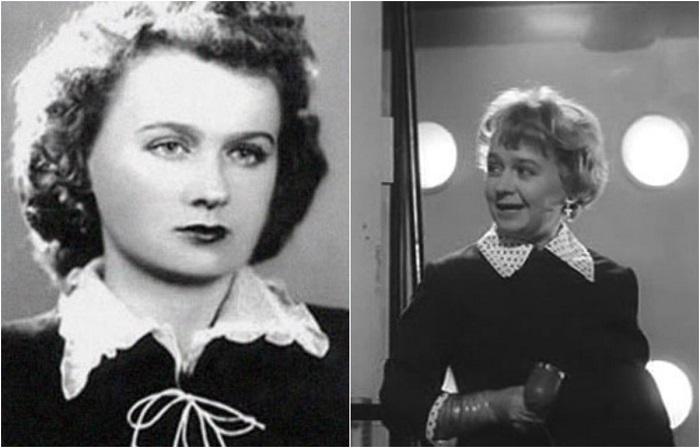Кинозрители запомнили актрису в роли веселого массовика-затейника, проводившего конкурсы со зрителями.