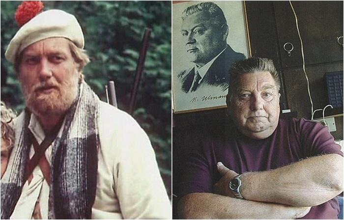 Несмотря на то, что популярному актеру досталась эпизодическая роль моряка «Дункана», Улдис Ваздикс запомнился зрителям благодаря своей выразительной внешности.