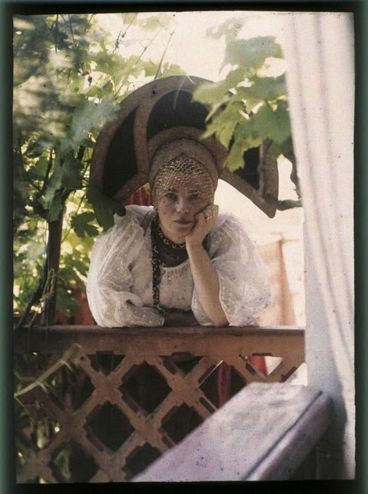 Жена Козакова – Софья Андреевна.