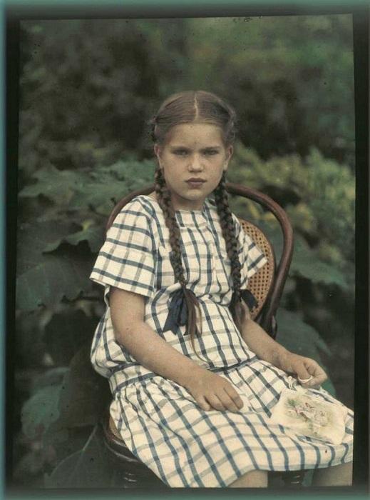 Средняя дочь Андрея и Софии.