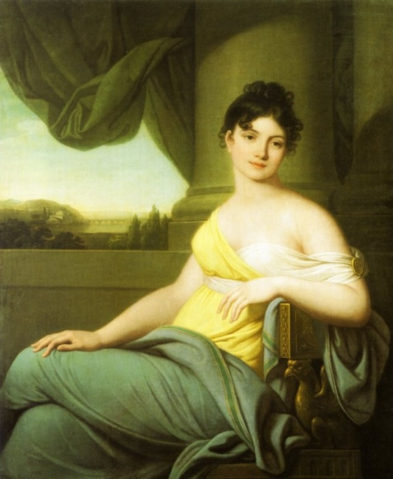 Полька Мария происходила из княжеского рода Святополк-Четвертинских.