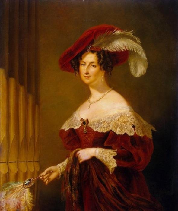 Урожденная графиня Браницкая, была дочерью польского магната и племянницы светлейшего князя Потемкина.