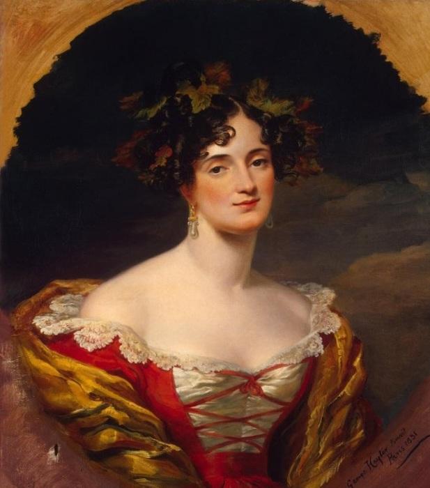Дочь польского магната Станислава Щенсного Потоцкого и знаменитой авантюристки Софии Глявоне, жена графа Павла Дмитриевича Киселёва.