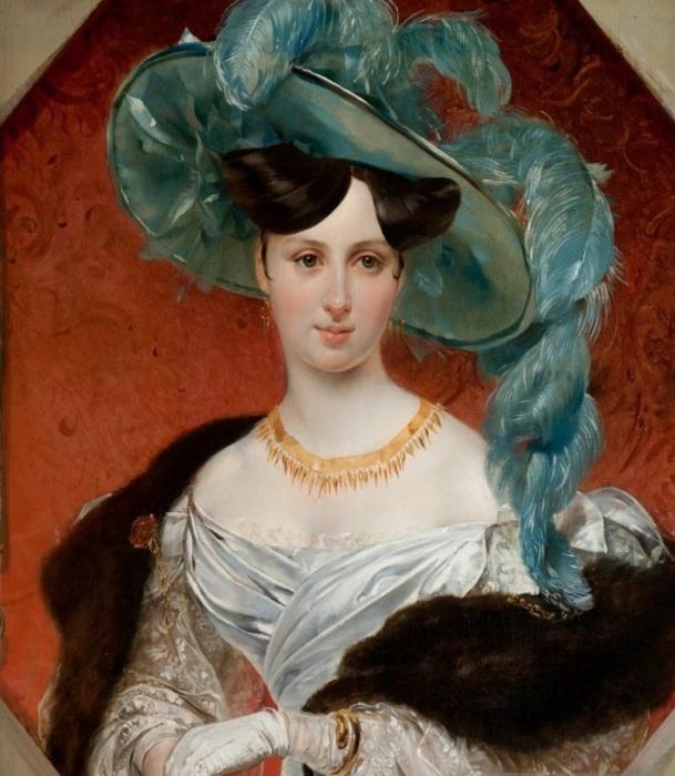 Фрейлина, единственная дочь князя Доминика Иеронима Радзивилла, последнего из несвижских Радзивиллов.