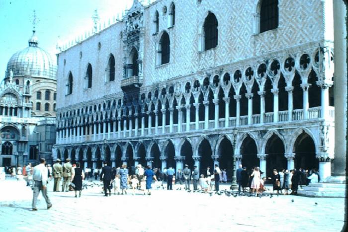 Политический и религиозный центр Венеции.