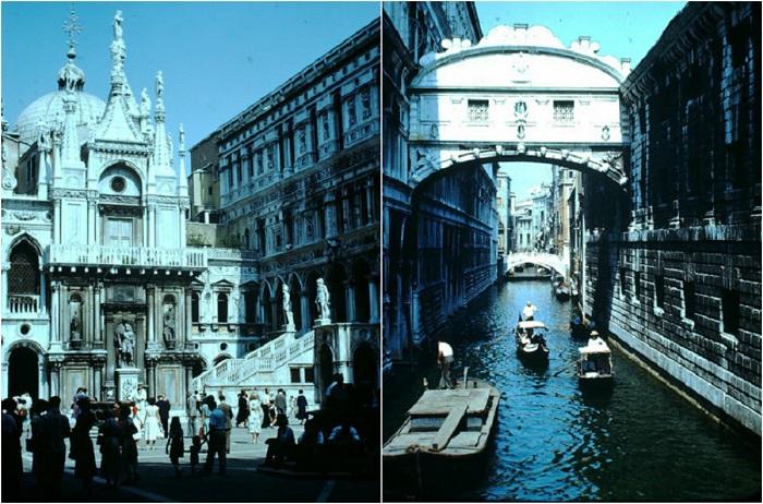 Самый романтичный уголок Европы, расположенный на северном побережье Адриатического моря в Италии.