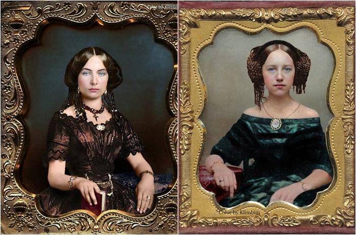 Лики викторианской эпохи.