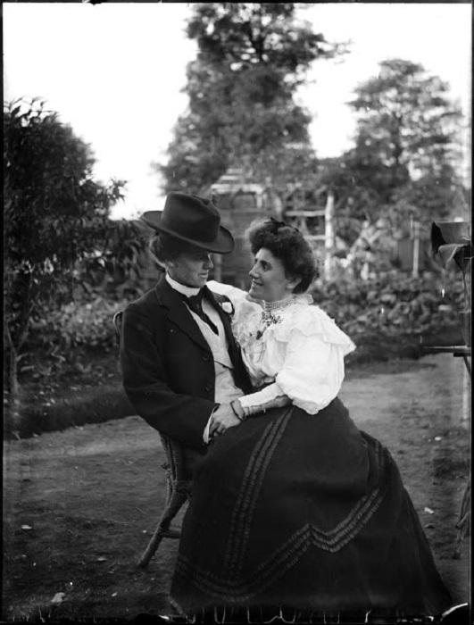 Фотография из коллекции музея Powerhouse.