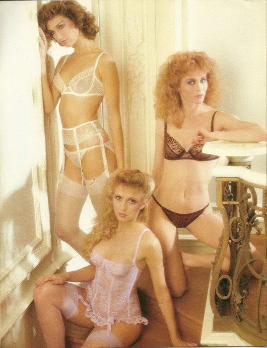 Модели, как всегда выглядят потрясающе на фотосессии женского нижнего белья Victorias Secret.