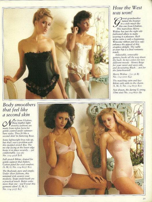 Белье от Victorias Secret всегда изысканней и сексапильней любого другого.