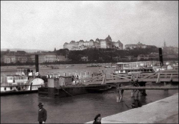 Резиденция венгерских королей в Будапеште.