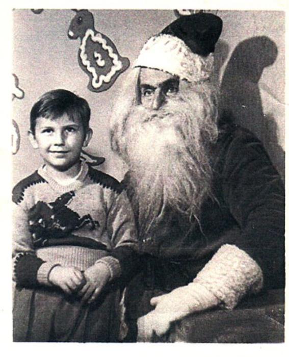 Дети от мала до велика ждут прихода зимы и верят в чудеса.
