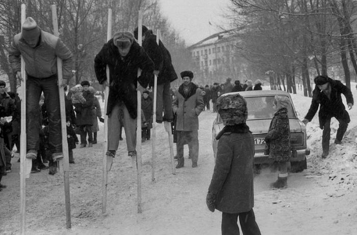 СССР: как это было.