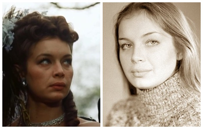 Валентина Дмитриевна играла исключительно эпизоды, проживает во Франции и занимается дубляжом кинофильмов.
