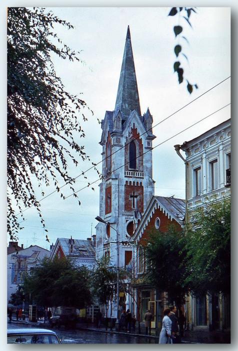 Церковь Святого Георга является старейшей в Поволжье.