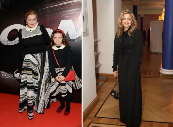 Ирины сильно похудела после развода с актером Дмитрием Орловым, с которым она рассталась в 2011 году.