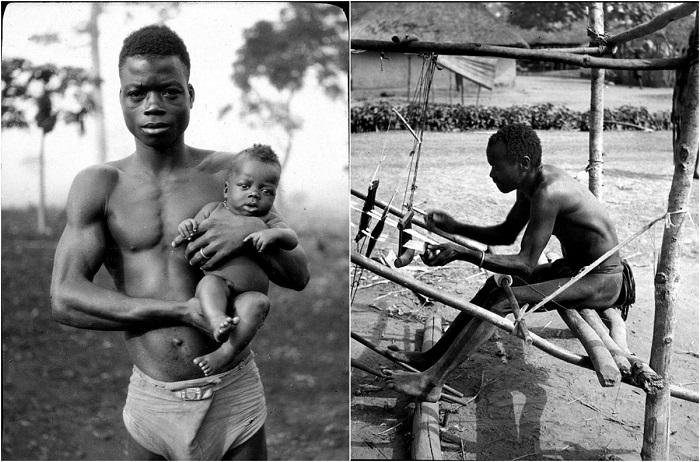 Путешествие по неисследованным землям Африки в начале 1930-х.