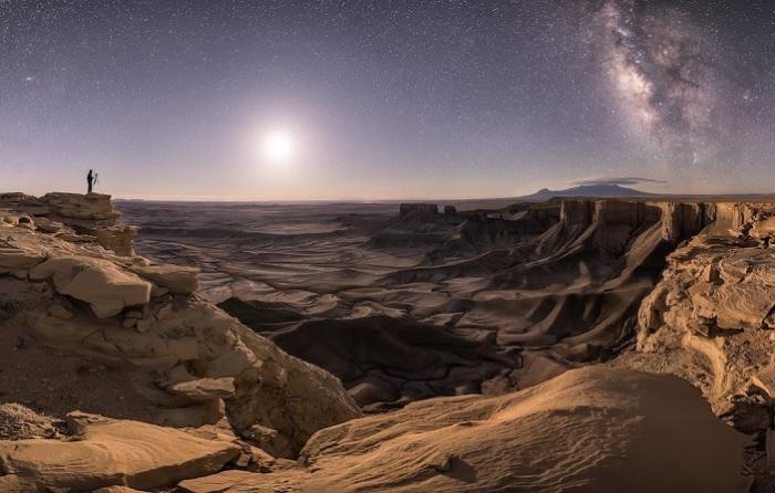 Работы финалистов конкурса «Астрономический фотограф 2018 года».