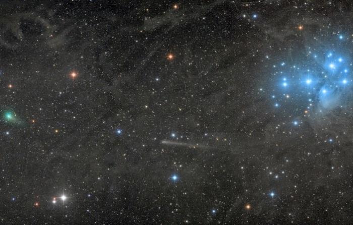 Миллионы световых лет от нас.