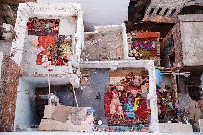 Быт бедных людей. Автор фотографии: Ясмин Мунд (Yasmin Mund).