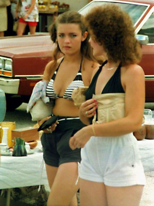 Сейчас у перманентной завивки, которая была столь популярна в США в 1980-х годах, имеется специальный термин – «американские волны».