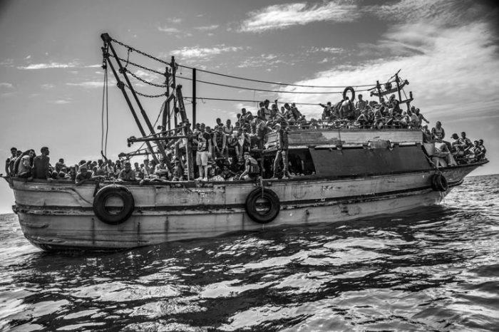 Проблемы современных мигрантов.